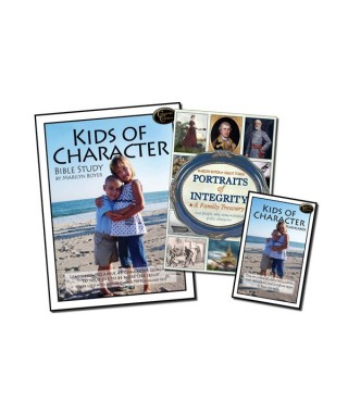 Level 3-Kids of Character Curriculum- Downloadable
