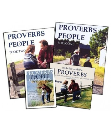 Level 4- Proverbs People Curriculum Downloadable