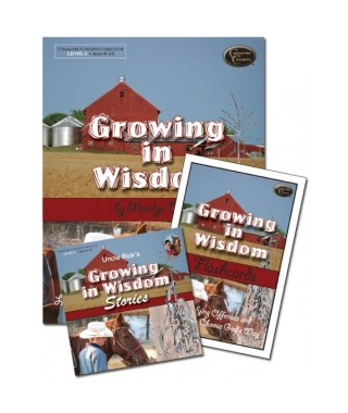 Level 5-Growing in Wisdom Curriculum- Downloadable