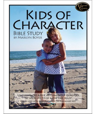 Level 3- Kids of Character Bible Study E-Book