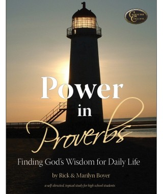 Level 8- Power in Proverbs Bible Study E-book