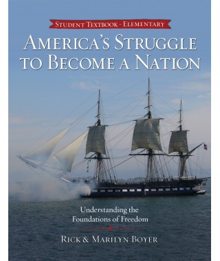 America's Struggle to Become a Nation Student Text