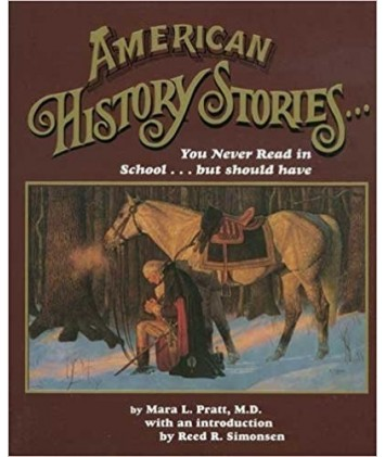 American History Stories You Never Read in School but Should Have Vol 1 and Vol 2