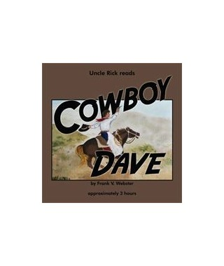 Uncle Rick Reads Cowboy Dave (Audio Download)