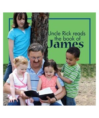 Uncle Rick Reads the Book of James (Audio Download)