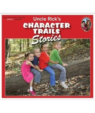 Uncle Rick`s Character Trails Stories (Audio Download)