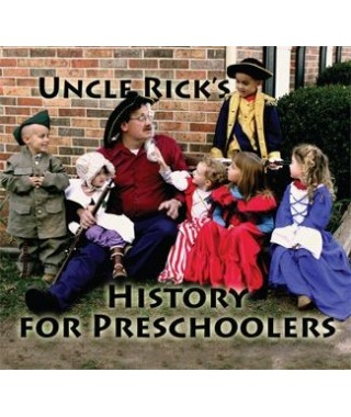Uncle Rick`s History for Preschoolers (Audio Download)