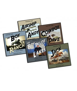 Frank Webster Adventure Audiobook Collection Digital Version