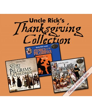 Uncle Rick`s Thanksgiving Collection CD's