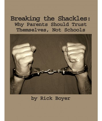 Breaking the Shackles: Why Parents Should Trust Themselves, Not Schools