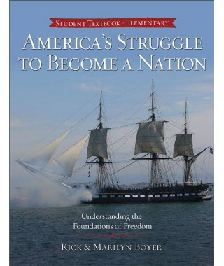 America's Struggle to Become a Nation Student E-book
