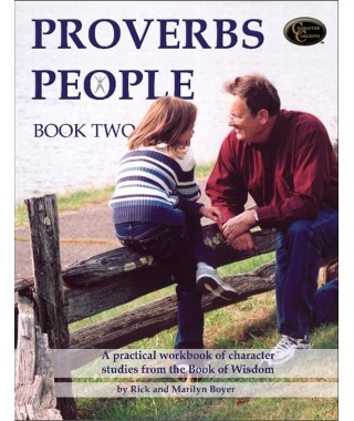 Level 4- Proverbs People, Book 2
