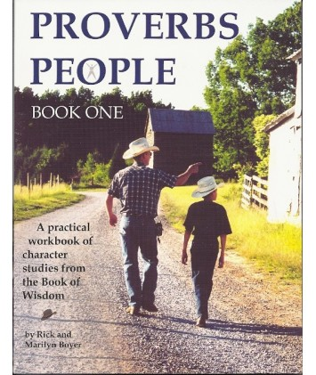 Proverbs People, Book 1