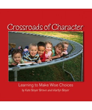 Crossroads of Character Ebook