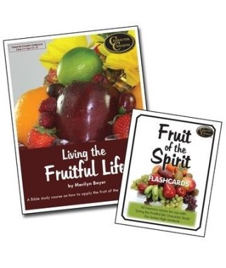 Character Concepts Curriculum Level 6- Living the Fruitful Life Study as an e-book only (E-Book)