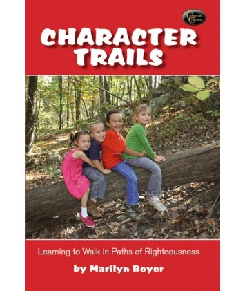 Level 2- Character Trails E-book