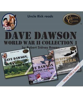 The Dave Dawson World War II Collection I- Digital Version