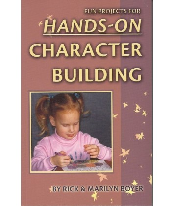 Hands-on Character Building Ebook