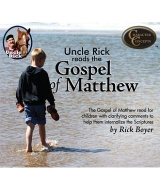 Uncle Rick Read the Gospel of Matthew Audio Download