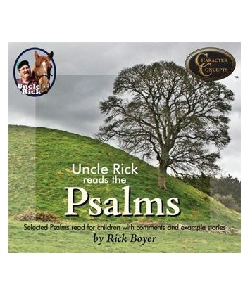 Uncle Rick Reads Some of His Favorite Psalms Audio Download