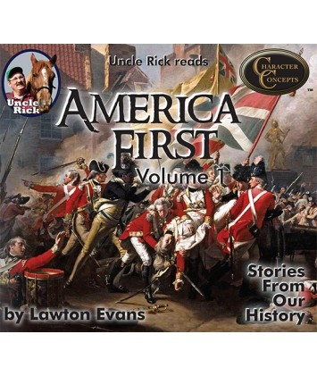 America First Volume 1 - CD version
