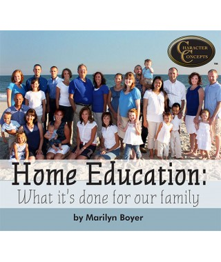 Home Education - What It`s Done for Our Family