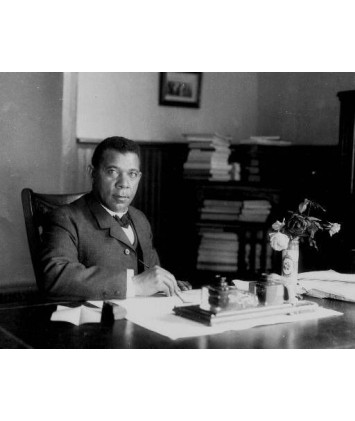 From Slave to College President -The Life of Booker T. Washington eBook (E-Book)