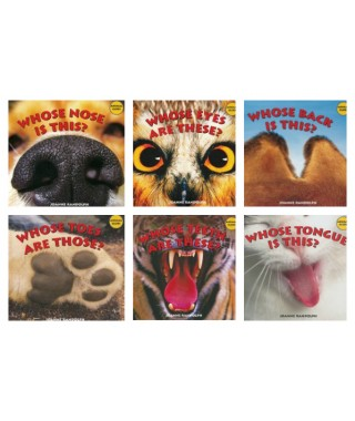 Animal Clues Series of 6 books