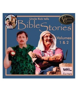 Uncle Rick Tells Bible Stories Collection - Volumes 1 and 2 CD's [Digital Version]