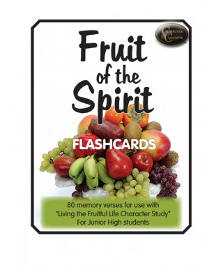 Fruitful Life Digital Flashcards