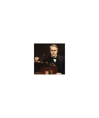 Thomas A. Edison, Great Inventor Audio Story