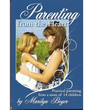 Parenting from the Heart E-Book