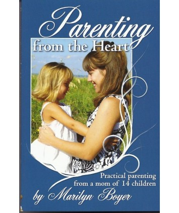 Parenting from the Heart (E-Book)