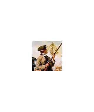 Daniel Morgan- Famous Virginian Rifleman and His Adventures with the Indian Bear Audio Story