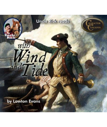 Uncle Rick Reads With Wind and Tide CD audio book