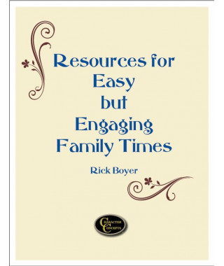 Resources for Easy Family Devotions