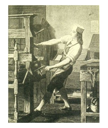 The Printer Boy 0r How Benjamin Franklin Made His Mark an Example for Youth eBook (E-Book)