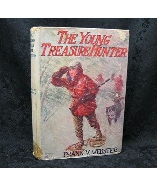 The Young Treasure Hunter or Fred Stanley`s Trip to Alaska (E-Book)