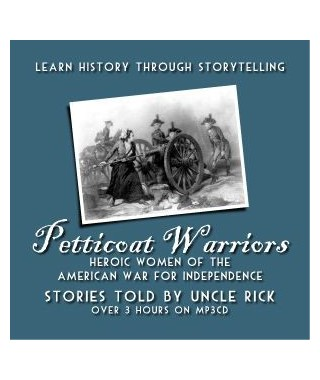 Petticoat Warriors MP3 CD